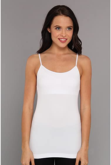 Coobie Strapless Cami W Shelf Bra White, Clothing, White, Women ...