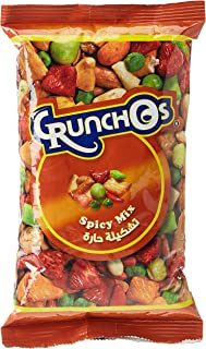 Crunchos Spicy Mix (Japanese Crackers), 100 gm