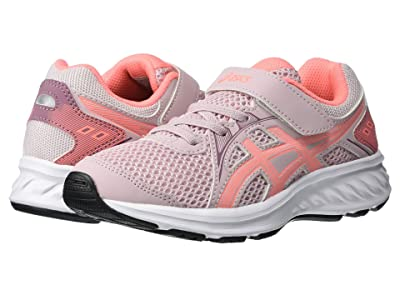 ASICS Kids Jolt 2 (Toddler/Little Kid) (Watershed Rose/Sun Coral) Girls Shoes