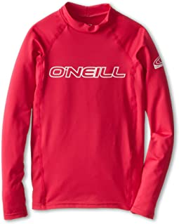 O'Neill Kids Basic Skins L/S Crew (Little Kids/Big Kids)