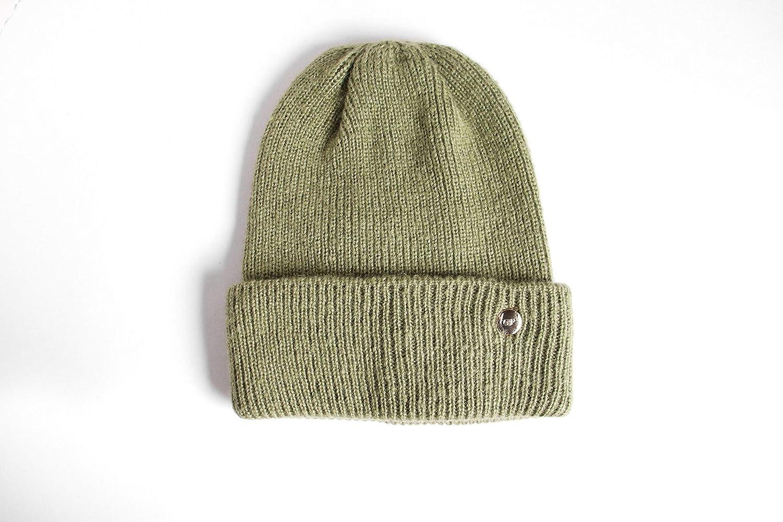 Gigi Pip Ky Women's Slouchy Thick Knit Beanie Hat, Soft Warm Winter Cap