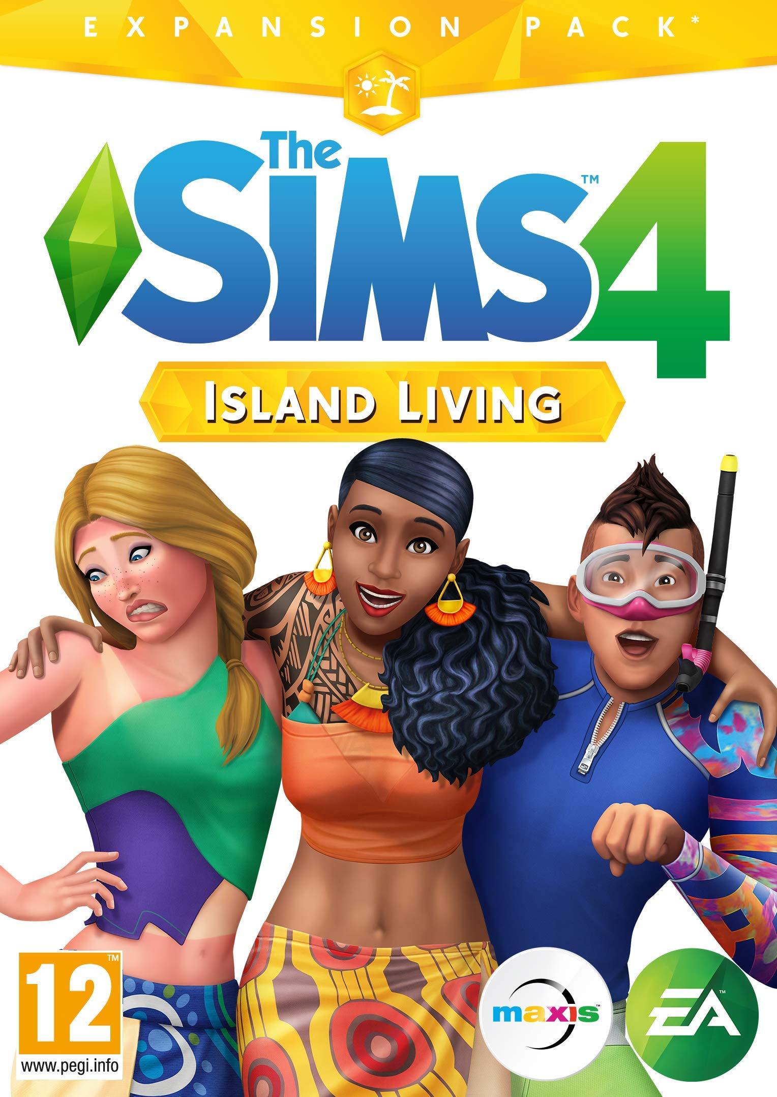 Los Sims 4 - Vida Isleña | Código Origin para PC: Amazon.es: Videojuegos