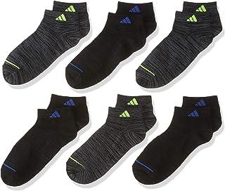 unisex-child Kids-boy's/Girl's Superlite Low Cut Socks (6-pair)