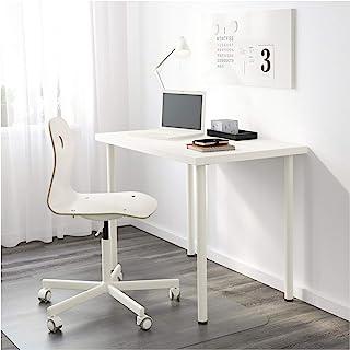 میز اداری IKEA Linnmon / Adils ، سفید
