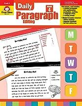 Evan-Moor Daily Paragraph Editing, Grade 4