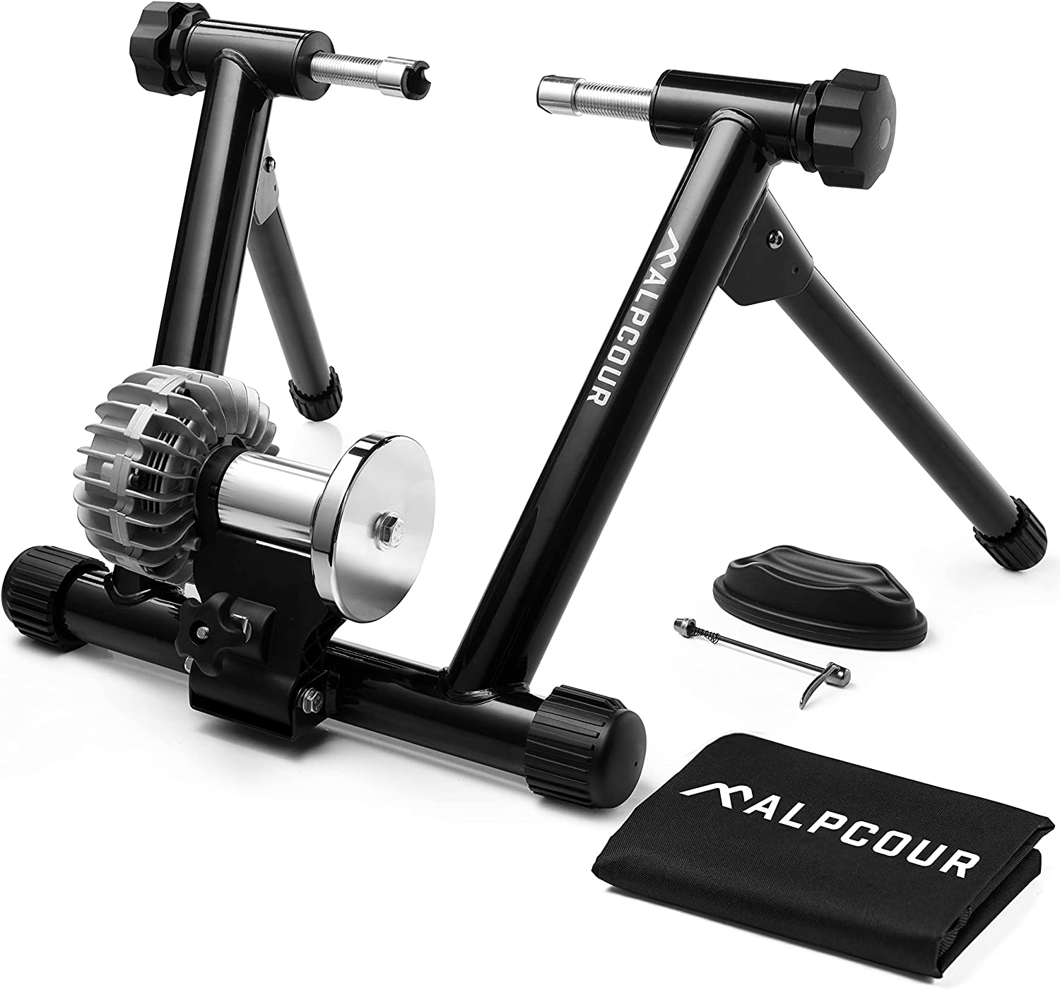 Alpcour Fluid discount Bike Trainer Stand Stainless – Tucson Mall Portable Steel
