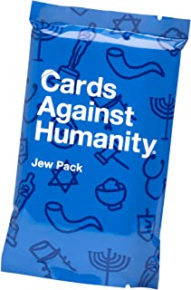Cards Against Humanity Jew Expansion Pack   Adult Playing Game- (Jew Pack)