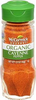 McCormick Organic Cayenne Red Pepper, 1.5 oz