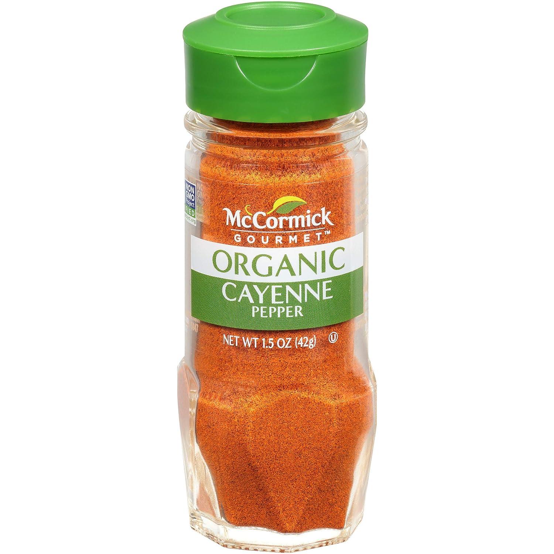 McCormick Finally resale start Organic Cayenne Red oz Pepper 1.5 sale
