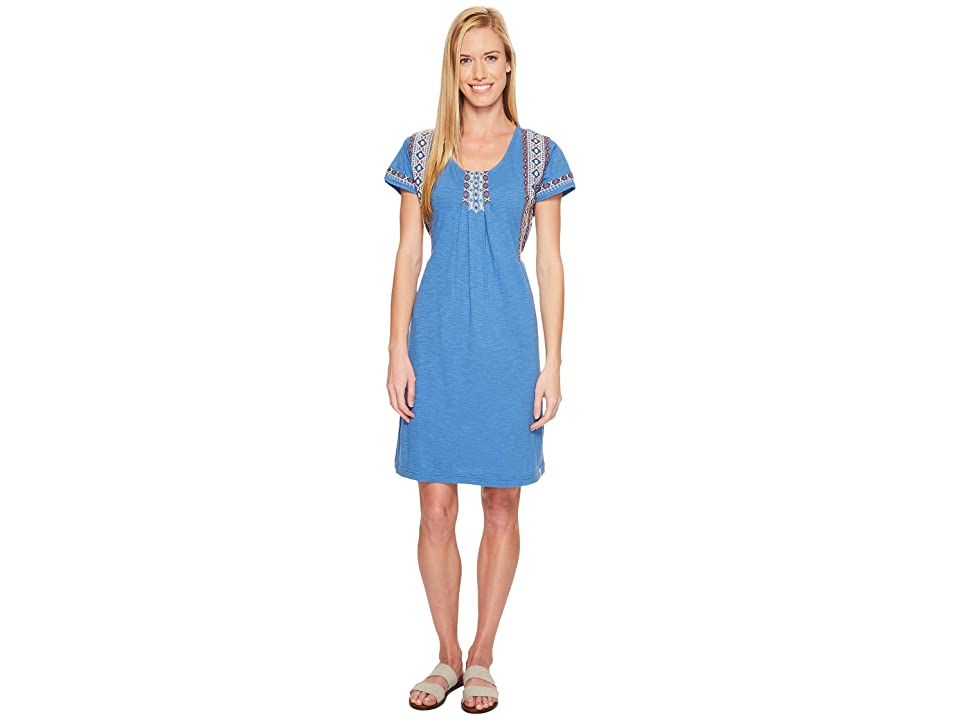 Woolrich Bell Canyon Eco Rich Dress (Lapis) Women
