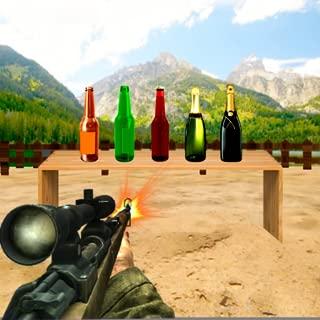 Bottle Shooting Game 3D Sniper Action