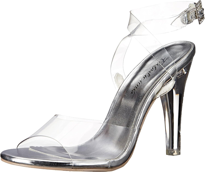 Fabulicious Womens CLE406 C Dress Sandal