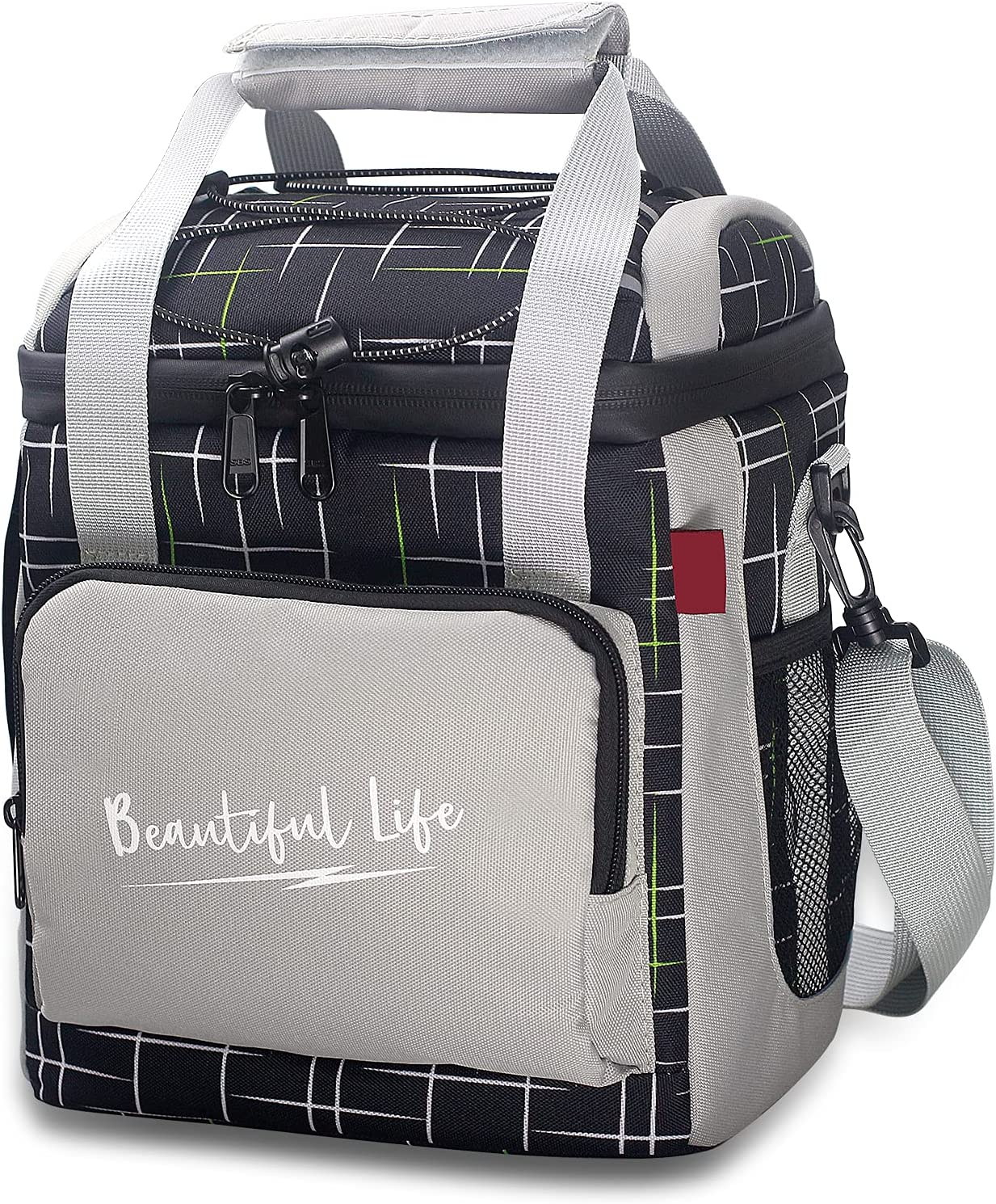 gelugee Insulated Lunch Bags For Cooler Luxury goods Large Leakproof L Women Max 47% OFF