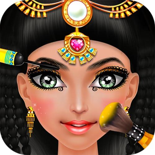 Salão de beleza ao redor do mundo: ser um terapeuta de beleza mundialmente famoso neste divertido, estilo jogo de moda educacional!