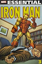 Essential Iron Man, Vol. 3 (Marvel Essentials) (v. 3)