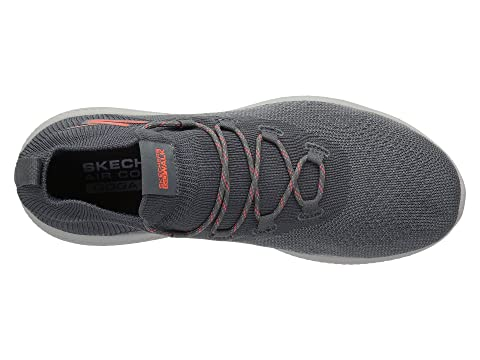 Multiblack Redcharcoal Performance Skechers Révolution Orange Pied Noir La À Aller Grayblack Ultra F7pw4zq