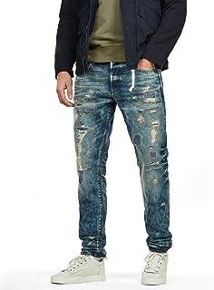 G-Star RAW(ジースターロゥ) 3301 Straight Tapered Jeans メンズ ジーンズ ストレート テーパード