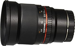 Samyang SY16M-M 16mm f/2.0 Aspherical Wide Angle Lens for Canon M