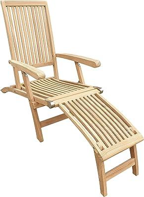 Amazon.com: Silla de jardín de estilo rústico con sillón de ...