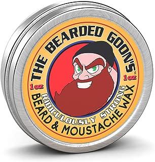 the bearded goon's ridiculously strong beard