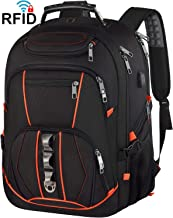 Travel Laptop Backpack,Extra Large 18.4 inch Gaming Laptop Backpacks with USB Charging..