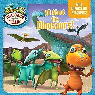 dinosaur train book bag