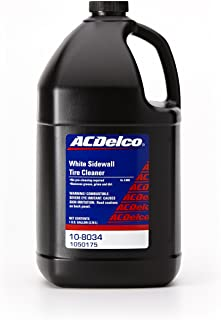 ACDelco 10-8034 Tire Whitewall Cleaner - 1 gal
