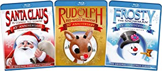 The Original Christmas Classics Giftset (Santa Claus: Is Comin' to Town! / Rudolph: The Red-Nosed Reindeer / Frosty: The S...