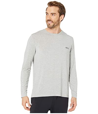 BOSS Hugo Boss Comfort Micromodal Shirt (Grey) Men
