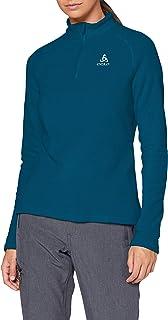 Odlo Damer mellanlager 1/2 blixtlås Bernina pullover