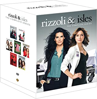 Warner Bros. Rizzoli & Isles: The Complete Series (DVD)