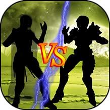 Shadow Fighting Superhero War