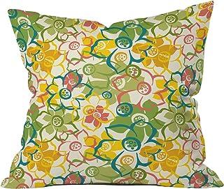Deny Designs Heather Dutton Bouquet Throw Pillow, 18 x 18