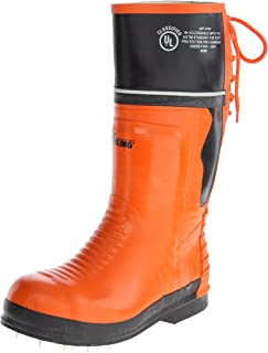 Viking Footwear Class 2 Chainsaw Caulked Boot