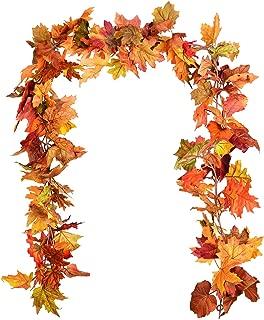 fall garland clearance