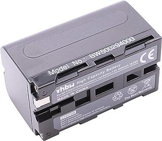 vhbw Batería li-on 3200mAh (7.2V) para Sony reemplaza NP-530 NP-930 NP-F330 NP-F530 NP-F550 para CCD-SC (Hi8) Serie: CCD-SC5 CCD-SC55.