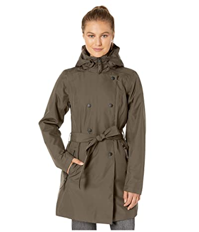 Helly Hansen Welsey Trench Insulator Jacket (Beluga) Women