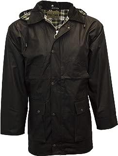 Best waxed cotton rain jacket Reviews
