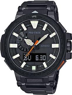 [カシオ] 腕時計 プロトレック MANASLU 電波ソーラー PRX-8000YT-1JF ブラック