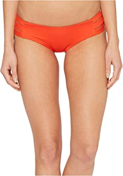 Vitamin A Swimwear Emelia Triple Strap Bottom