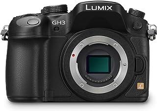 Panasonic Lumix GH316.05MP schwarzDigitalkamera (Kompaktkamera, Live MOS, 4608x 3456Pixel, 4608x 34563264x 24482336x 17521824X 1368, 1: 1, 3: 2, 4: 3, 16: 9, 17,3x 13mm)