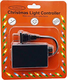 Flashing Blinking Christmas Tree Lights Controller Adapter - 8 Light Functions!