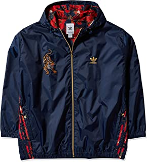 adidas Originals Men's Hooded Jacket Chinese New Year