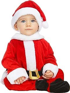 Amazon.es: disfraz bebe papa noel
