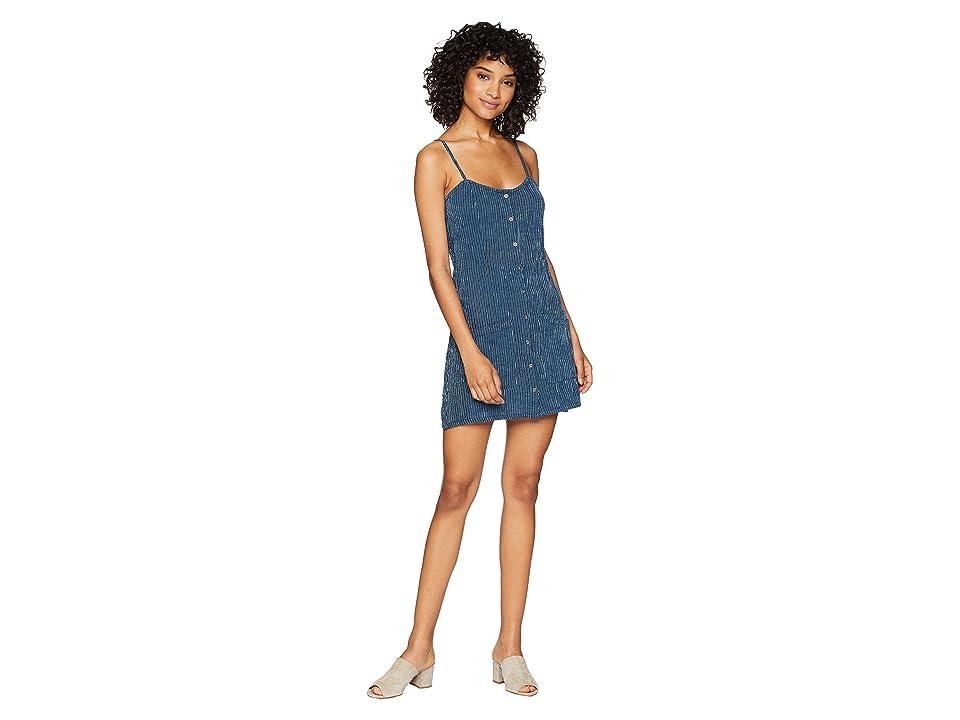 Amuse Society Brunch Date Dress (Navy) Women