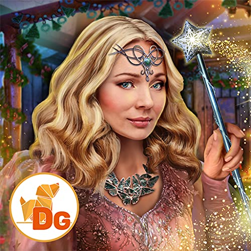 Hidden Objects - The Christmas Spirit: Trouble in Oz Collector's Edition