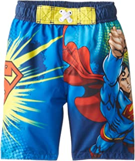 DC Comics Superman Little Boy Swim Trunks Shorts Size 5T
