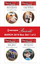 Harlequin Presents - March 2019 - Box Set 1 of 2: An Anthology
