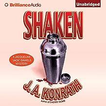 Shaken: Jacqueline 'Jack' Daniels, Book 7