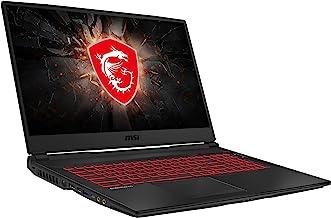 MSI GL75 10SDR-222 43,9 cm (17,3 Zoll/144Hz) Gaming-Laptop (Intel Core i7-10750H, 16GB..